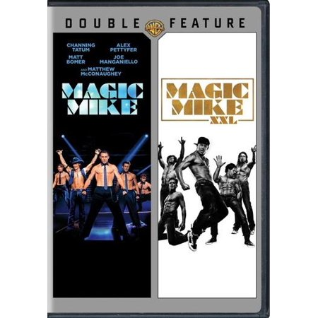 Magic Mike & Magic Mike XXL (DVD)