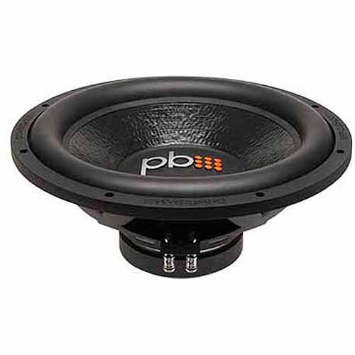 "PowerBass M-1504D 15"" Subwoofer, Black"