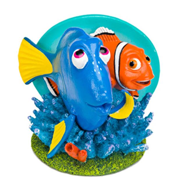 Penn Plax Finding Dory Nemo & Marlin Aquarium Ornament
