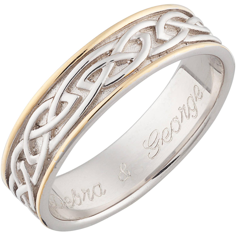 Beautiful Walmart Celtic Wedding Rings