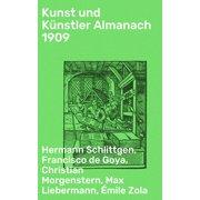 Kunst und Künstler Almanach 1909 - eBook