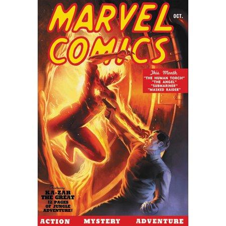 Marvel Comics #1 80th Anniversary Edition (1978 Marvel Comic Book)