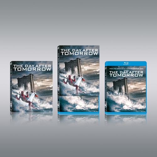 The Day After Tomorrow (Walmart Exclusive) (Blu-ray + Digital)