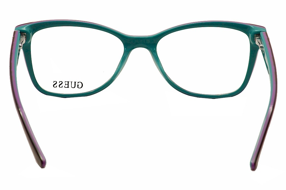 Eyeglasses Guess GU 2536 083 violet/other - Walmart.com