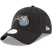 Orlando Magic New Era Women's Core Classic 9TWENTY Adjustable Hat - Black - OSFA