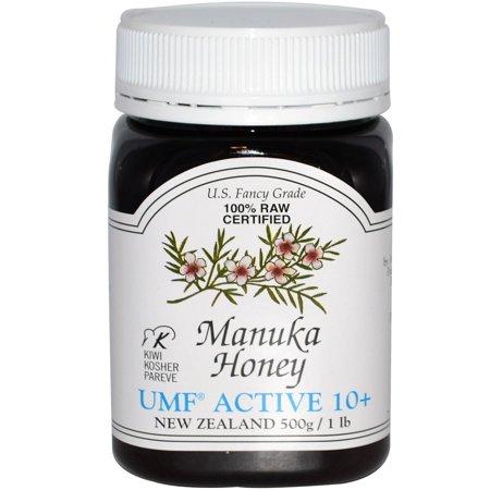 Pacific Resources International Manuka Honey UMF 10+, 17.6