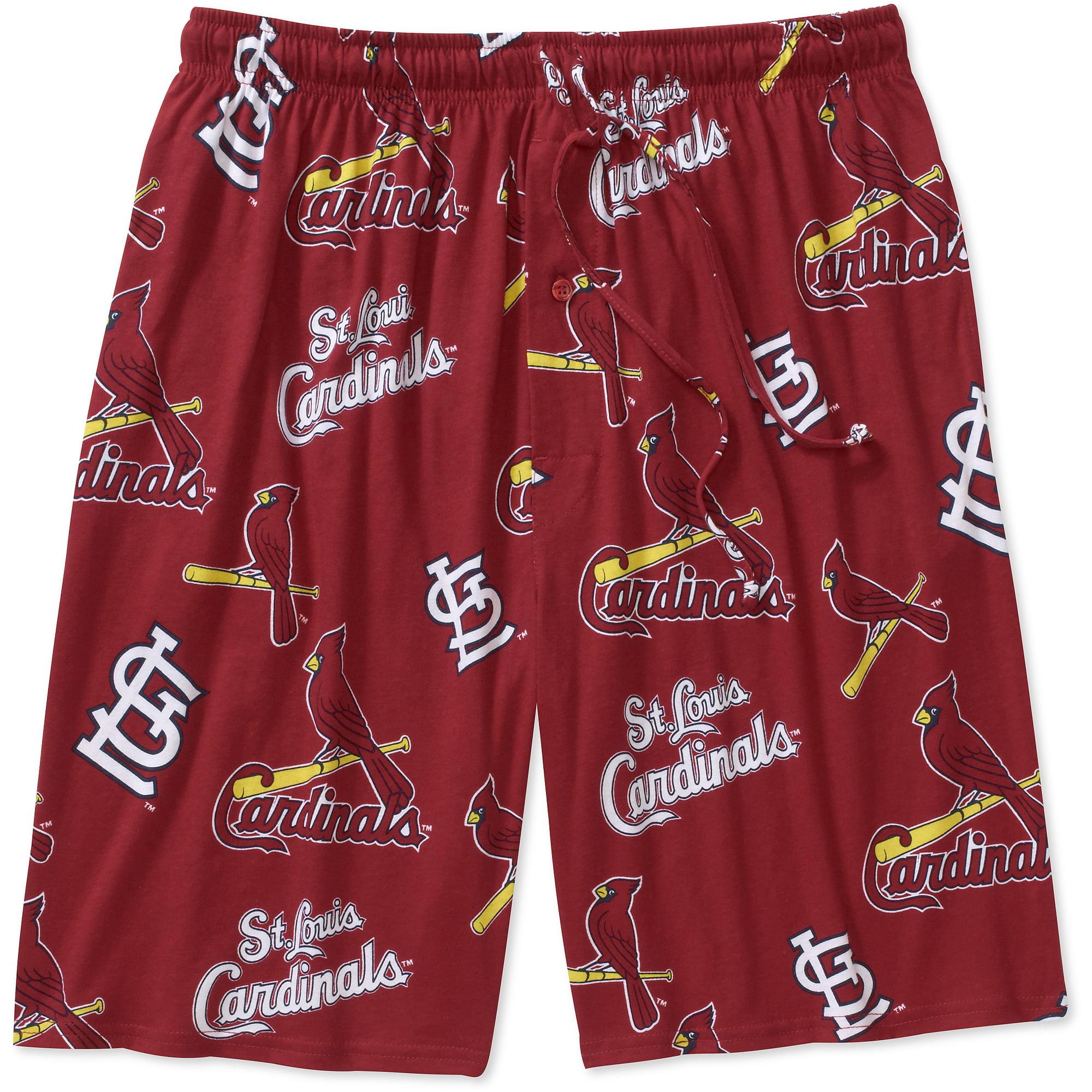 MLB Big Men's Cardinals Knit Short