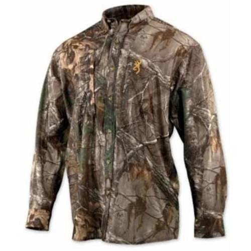 Browning Wasatch Mesh-Lite Shirt, Long Sleeve
