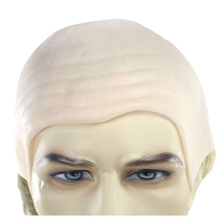 BALD CAP KRYOLAN LATEX](Professional Bald Cap)