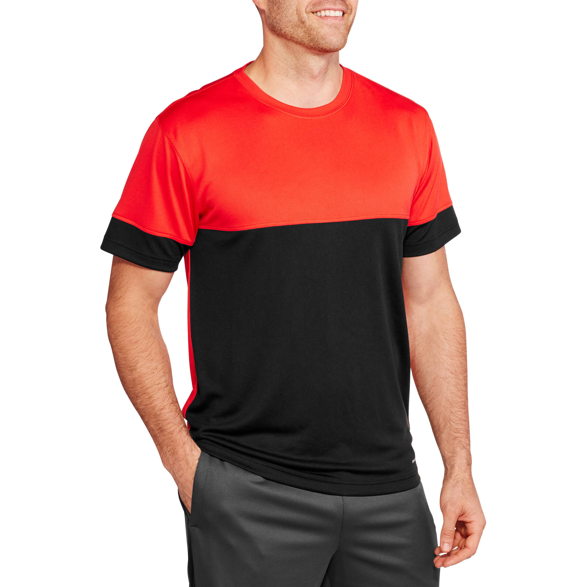 AND1 Men's Don't Sweat It Performance Tee
