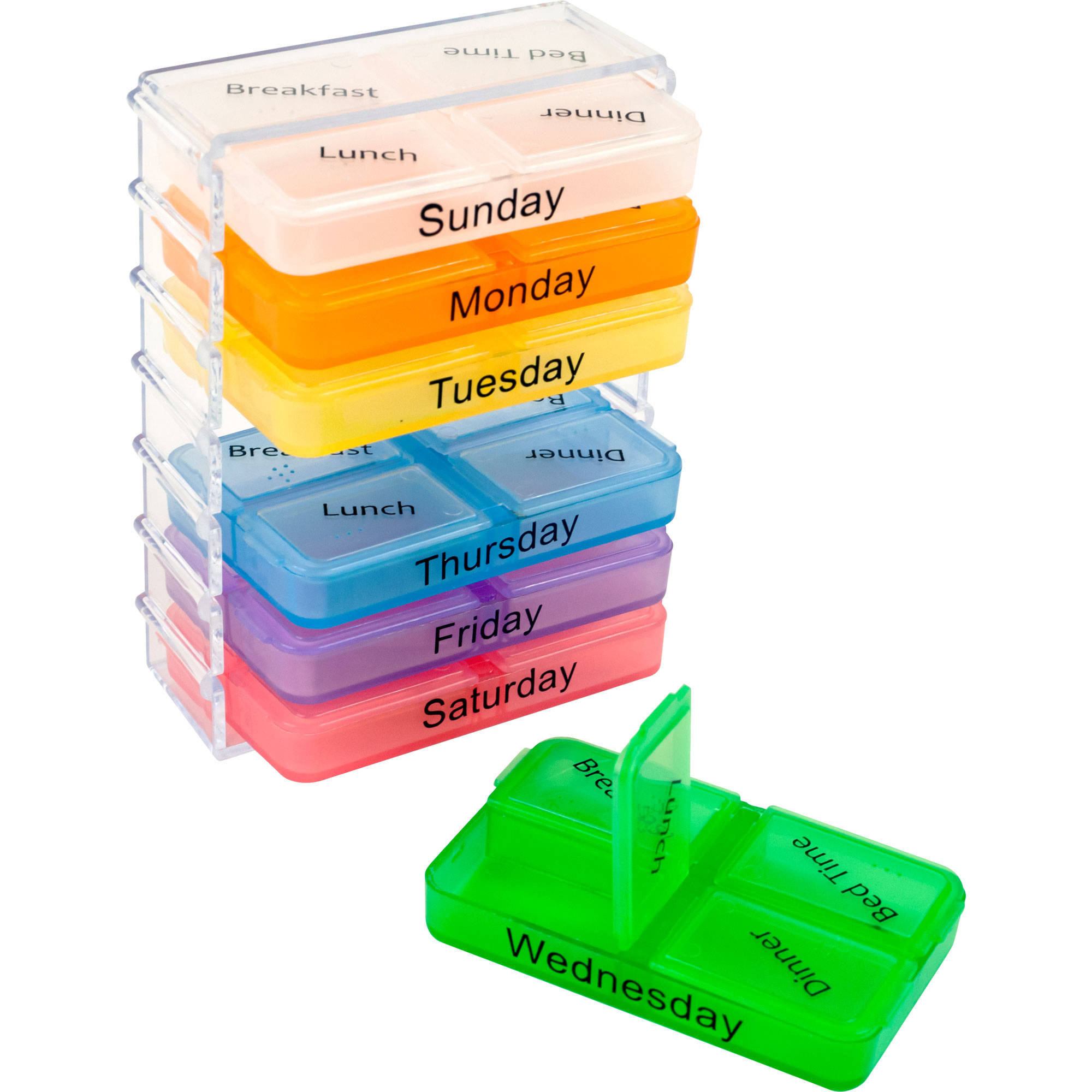 Remedy Daily Pill and Vitamin Organizer