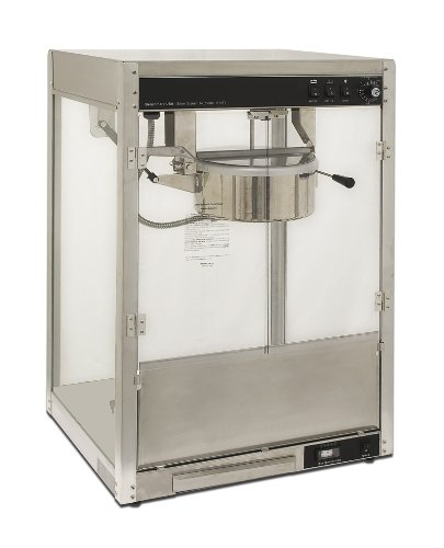 Benchmark 11147 Silver Screen Chassis Assembly, 14-Ounce Popcorn Popper by Benchmark