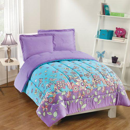 Zoomie Kids Ridge Reversible Comforter Set