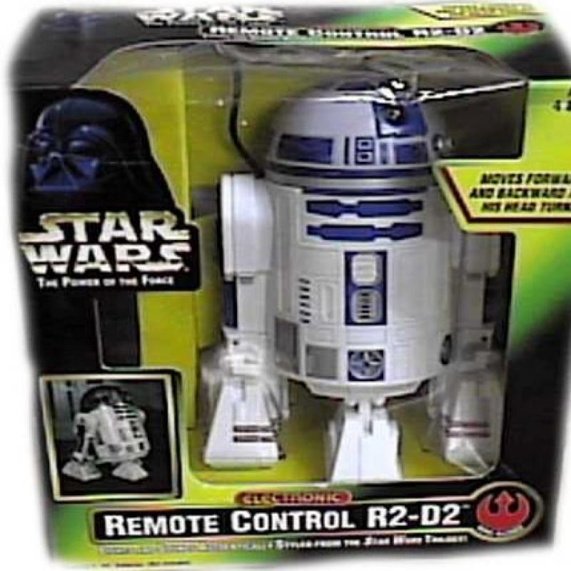 Hasbro Star Wars Power of the Force Electronic Remote Con...