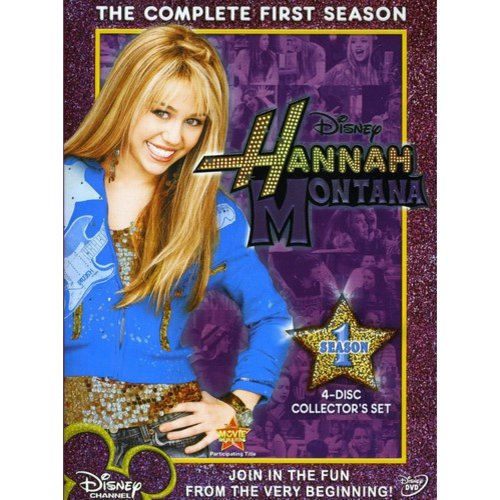 Hannah Montana: The Complete First Season (4-Disc) (Full Frame)