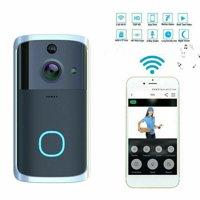 M7 Smart Wireless WiFi Doorbell Video Camera Phone Bell Intercom Home Security
