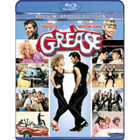 Grease (Rockin' Rydell Edition) (Blu-ray)
