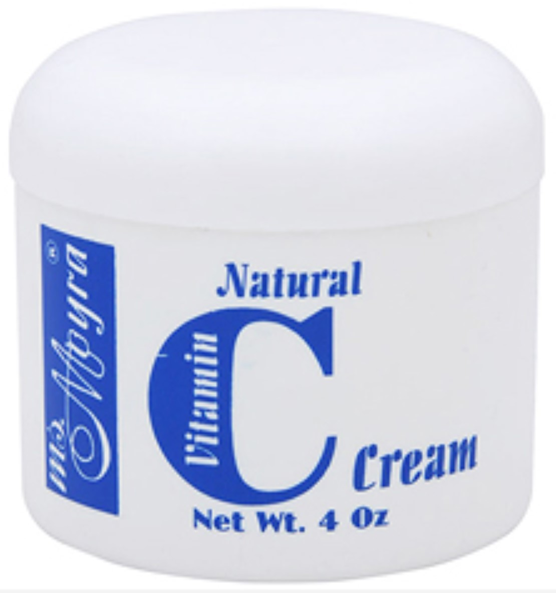 Ms. Moyra Natural Vitamin C Cream 4 oz (Pack of 3)