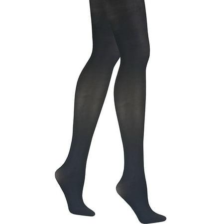 Dkny Control Top Opaque Tights - Silk Reflections Womens Matte Opaque Tights with Control Top