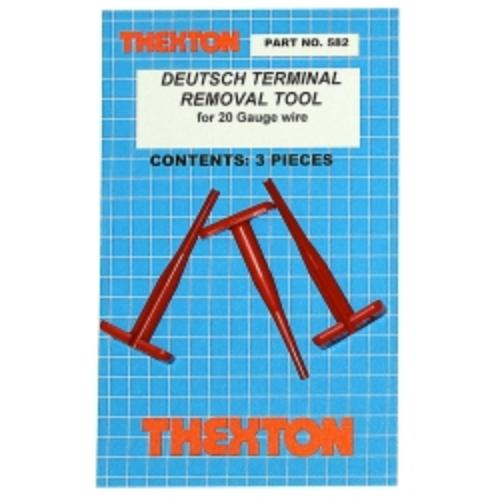 Thexton 582 Deutsch Terminal Removal Tool For 20 Gauge Wire