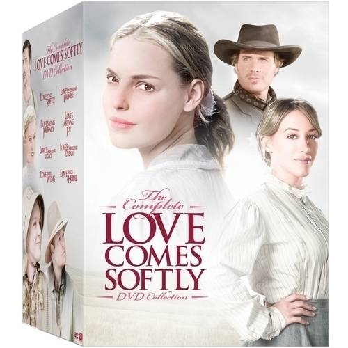The Complete Love Comes Softly Collection (DVD, 2009, 8-D...