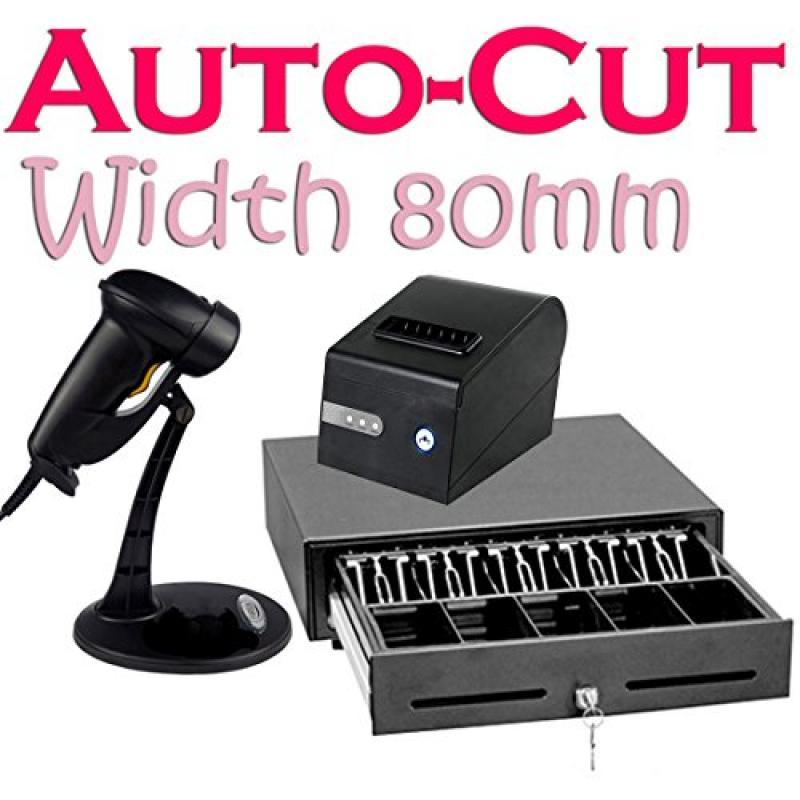 2xhome - Cash Register & Receipt Printer & Laser Scanner ...