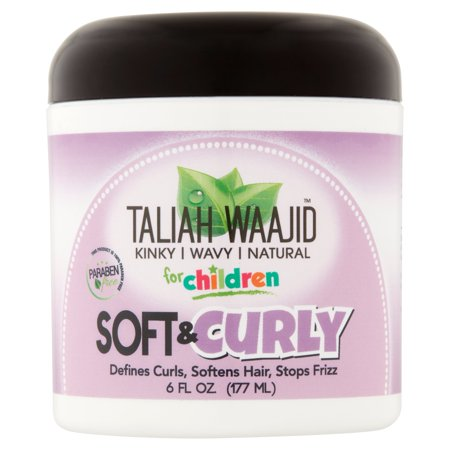Taliah Waajid Soft & Curly Hair Treatment for