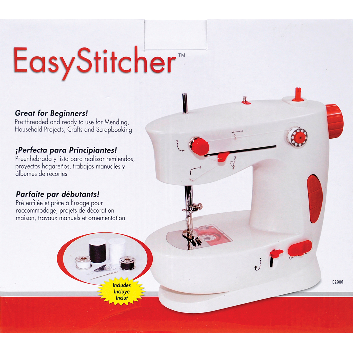 Singer Easy Stitcher Sewing Machine-