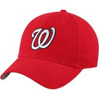 10282d0366a Product Image Fan Favorite Washington Nationals  47 Basic Adjustable Hat -  Red - OSFA