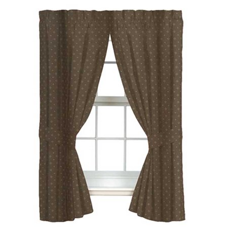 Whitetail Dreams Curtain Panels (Kimlor Drapes)
