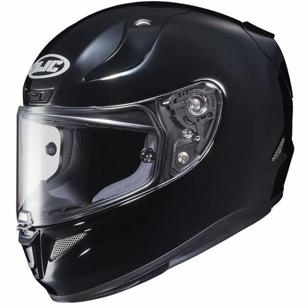 hjc rpha 11 pro solid helmet black x small. Black Bedroom Furniture Sets. Home Design Ideas