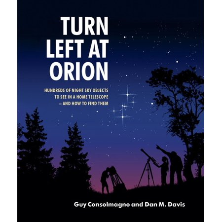 Turn Left at Orion - eBook