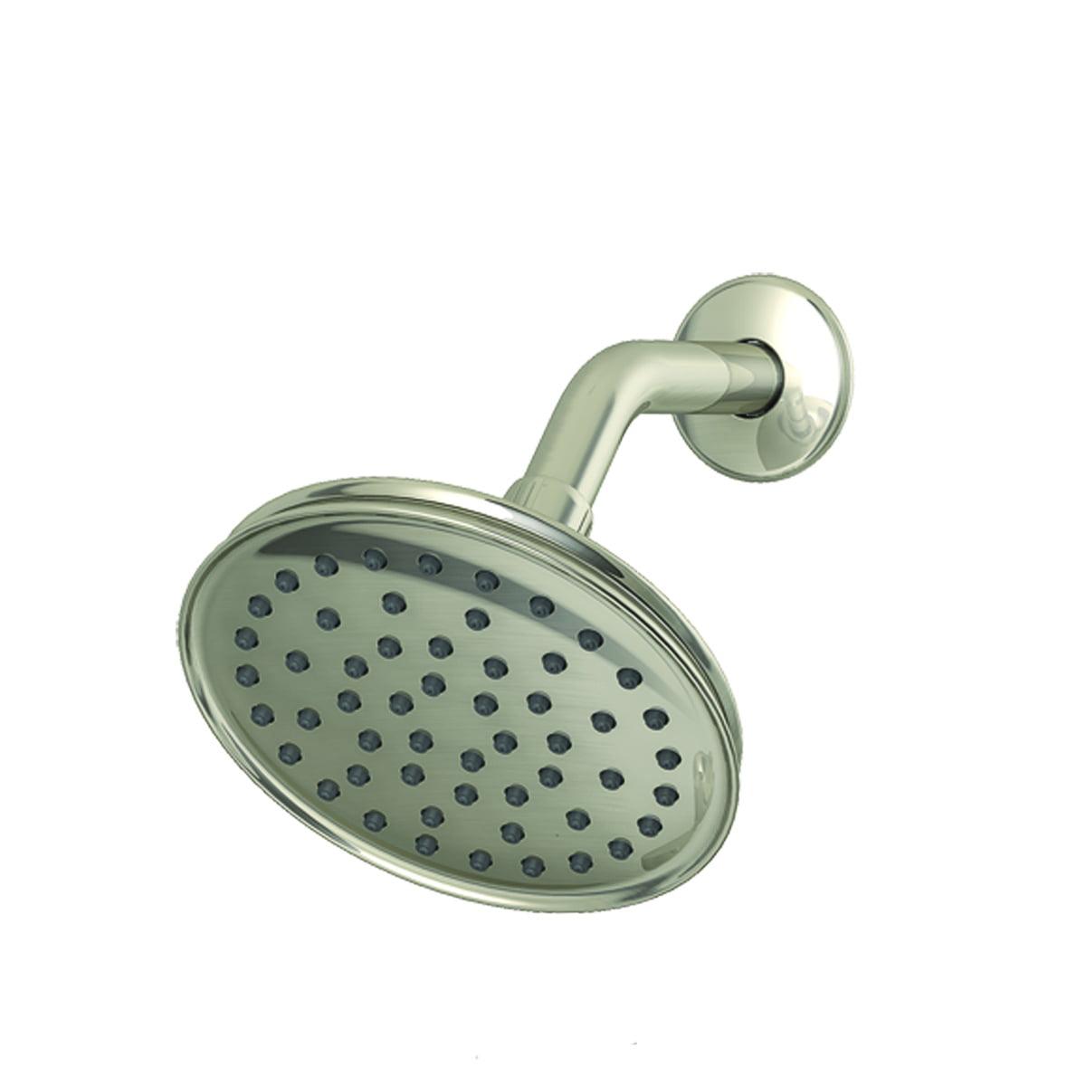 Brushed Nickel Bath Shower Systems Ez Flo 10677 Single