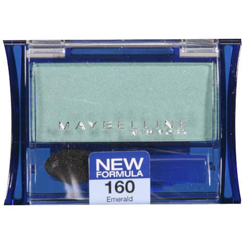 Maybelline Expert Wear Eye Shadow, 160 Emerald, 0.09 oz