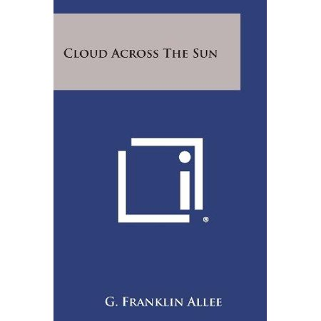 Cloud Across the Sun - image 1 of 1