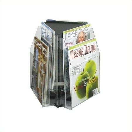 Scranton & Co 6 Magazine Tabletop Displays