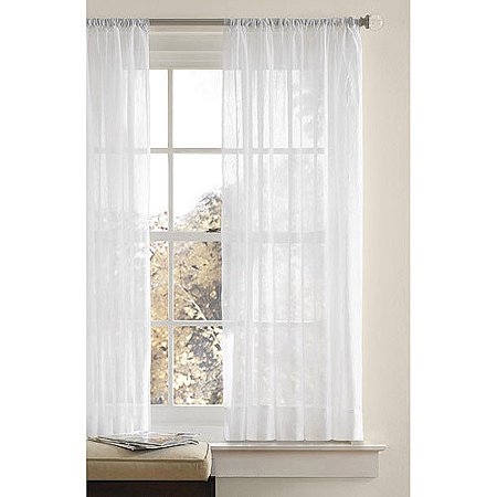 Better Homes And Gardens Canopy Crushed Voile Drapery