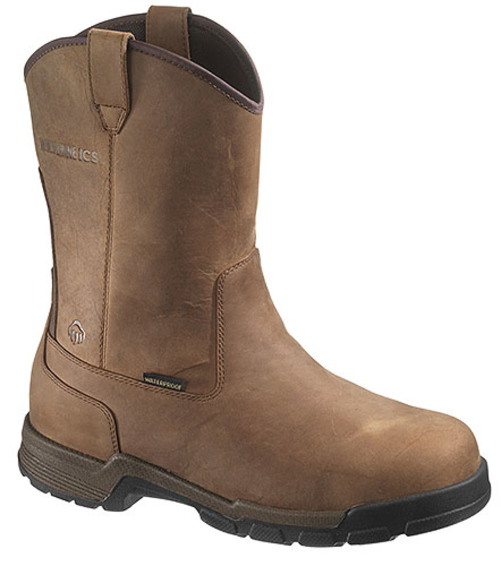 f6aa25a73d4 Wolverine Men's W10152 Gear Boot, Brown, 10 M US