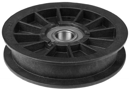 Hustler 784827 Composite Pump Idler Pulley, Fits Fastrak & Mini Fastrak. by Rotary