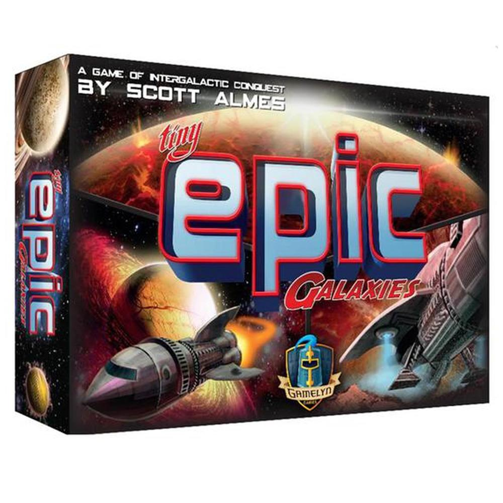 Tiny Epic Galaxies Space Strategy Board Game by Gamelyn Games