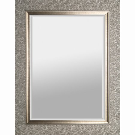 hobbitholeco Designer Beveled Wall Mirror