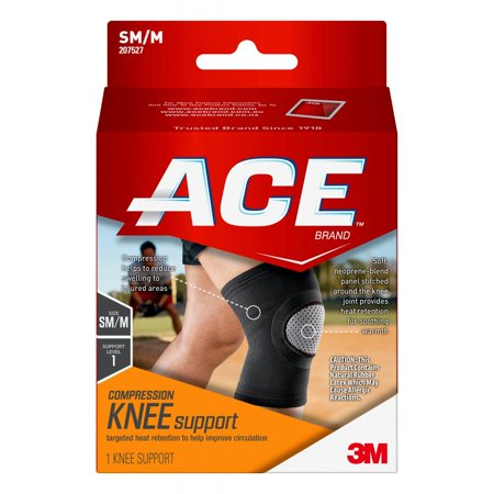 ACE Elasto-Preene Knee Support, Small / (Best Hypermobility Knee Brace)