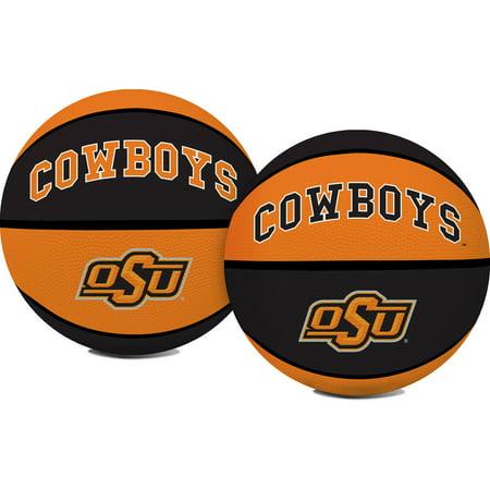 Rawlings NCAA Crossover Full Size Basketball Oklahoma State University Cowboys