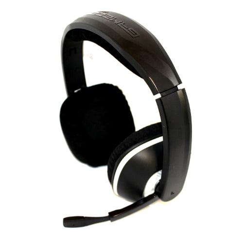 Plantronics GameCom X95 Gaming Headset Stereo Headband USB Wireless for Xbox 360