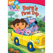 (Dora The Explorer: Dora's First Trip (DVD))