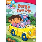 Dora's Halloween Dvd (Dora The Explorer: Dora's First Trip)