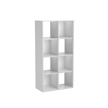 - Mainstays 8 Cube Storage Organizer, Multiple Colors