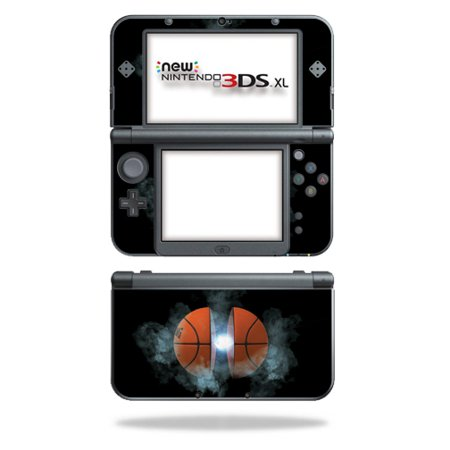 Skin Decal Wrap for New Nintendo 3DS XL (2015) Basketball