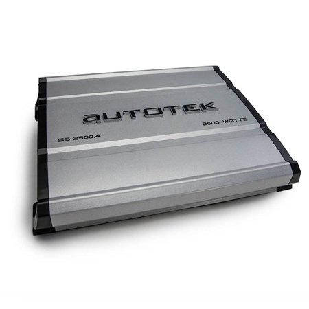 Autotek SS2500.4 Super Sport Series 4-Channel Class AB Amp (2,500