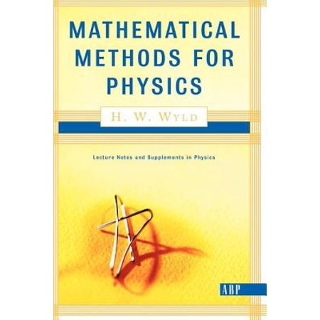 Mathematical Methods for Physics ()